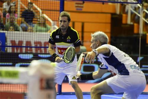 Lamperti y Grabiel jugaran separados ya en Tenerife