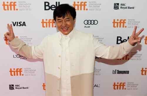 Jackie Chan Pulau Diaoyu / Senkaku Milik China