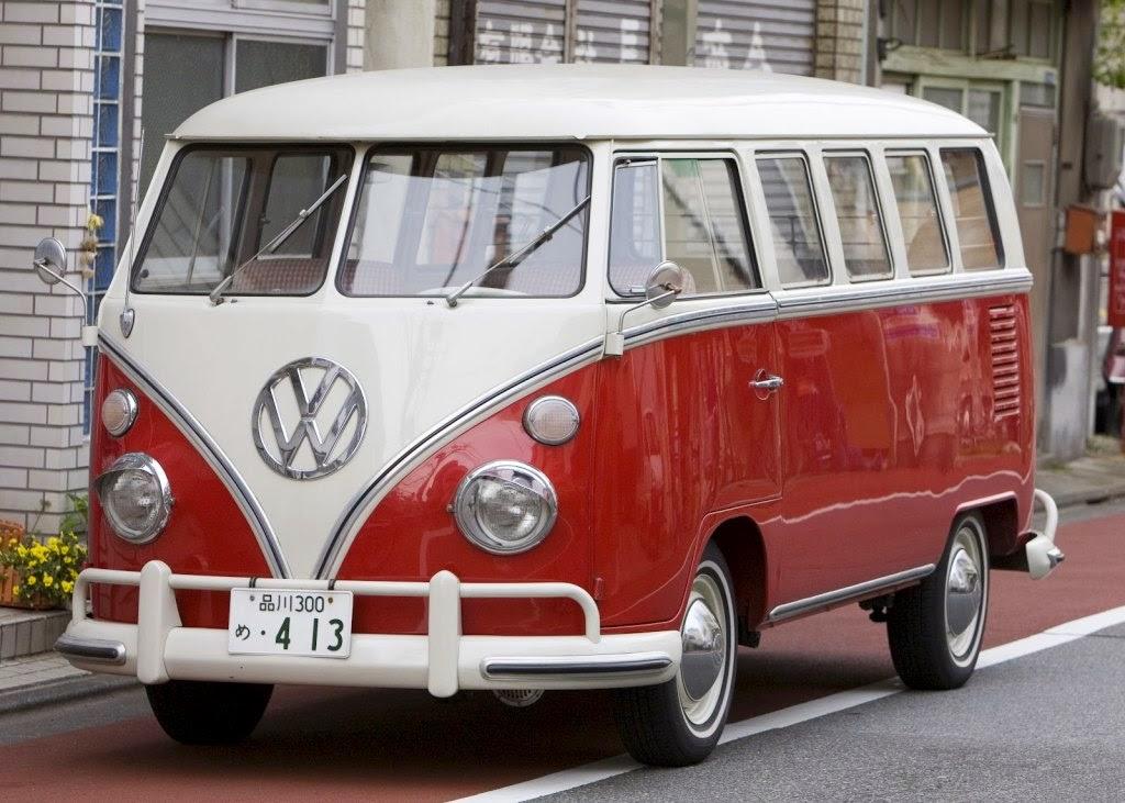Volkswagen Kombi, su primera edición