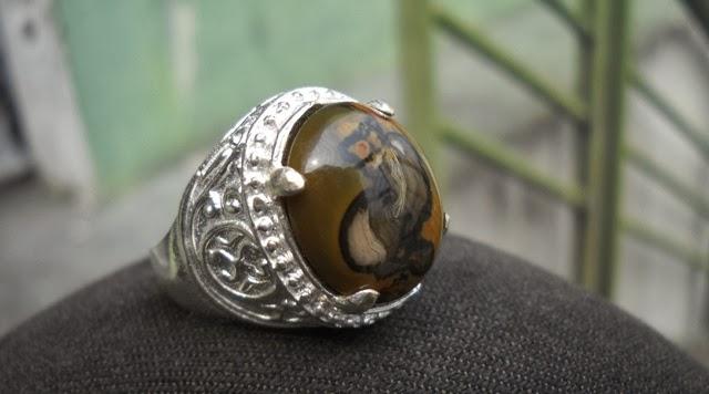BGA31-SOLD- Batu Gambar Burung .. Antikk !!!