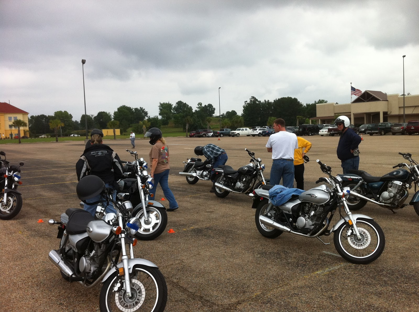 Cannonball Or Bust Motorcycle Safety Course