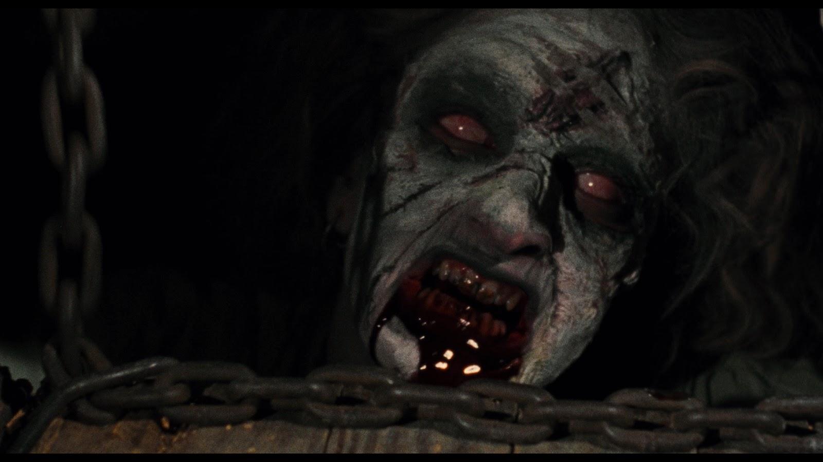 Evil Dead 2013 Chainsaw To The Face Wallpaper Evil dead
