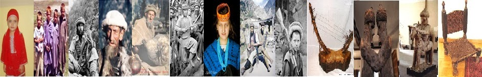 Nuristan, The Hidden Land of Hindu Kush,  The Land of Light