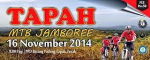 Tapah MTB Jamboree 2014 - 16 November 2014