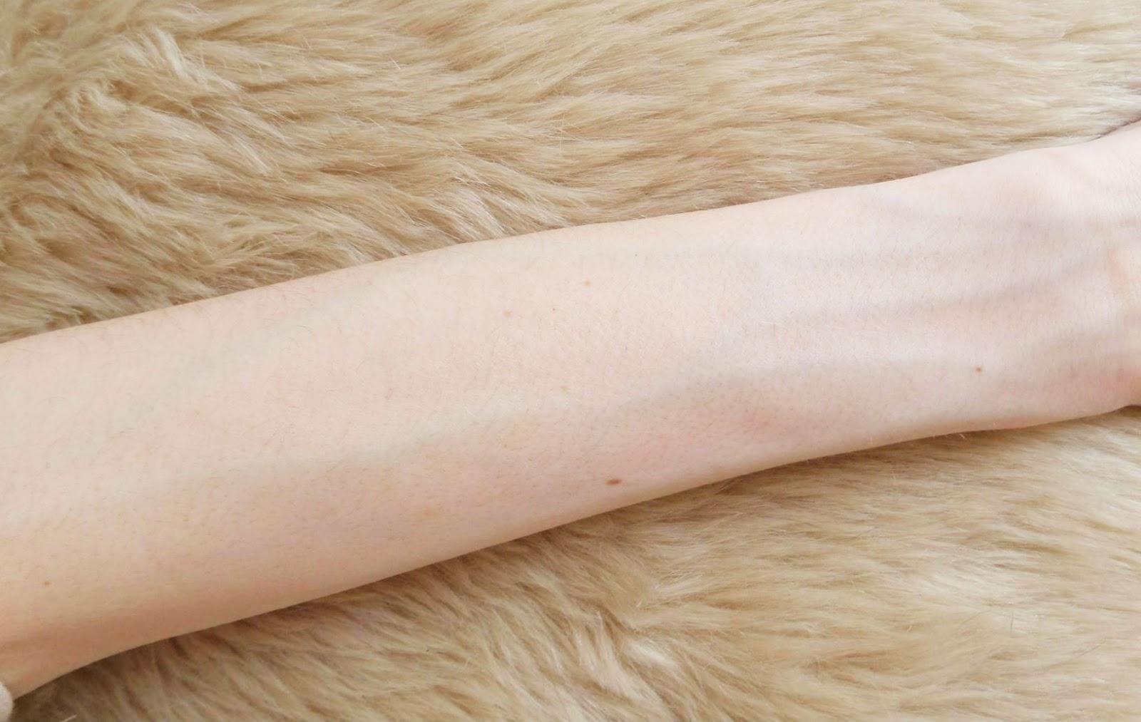 Karora Cosmetics CC Cream Before
