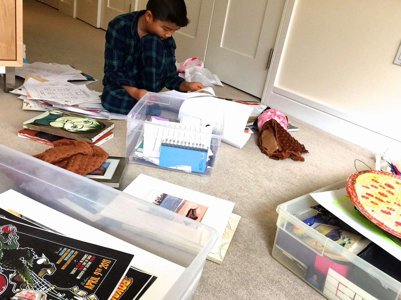 Sorting the Kid Stuff