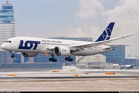 LOT Polish Airlines - Αεροπορικές Εταιρίες.