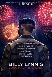 Watch Billy Lynn's Long Halftime Walk Online Free Putlocker