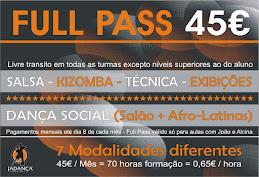 FULL PASS - 45€