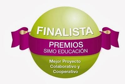 FINALISTAS PREMIOS SIMO EDUCACIÓN