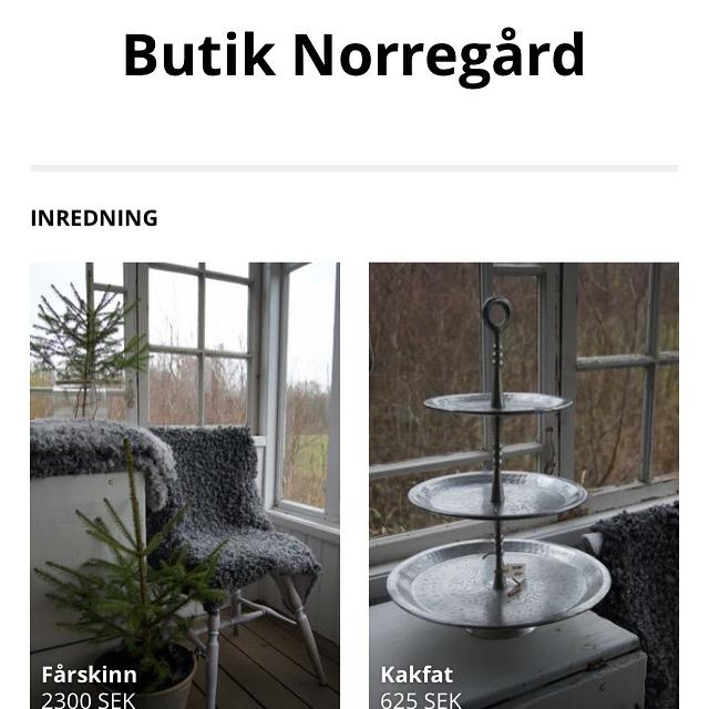 Butik Norregårds Webbutik