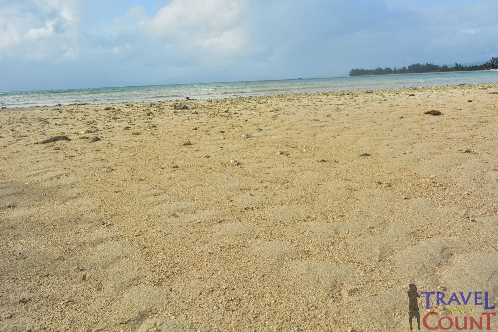 Cagbalete Island Beach front white sand