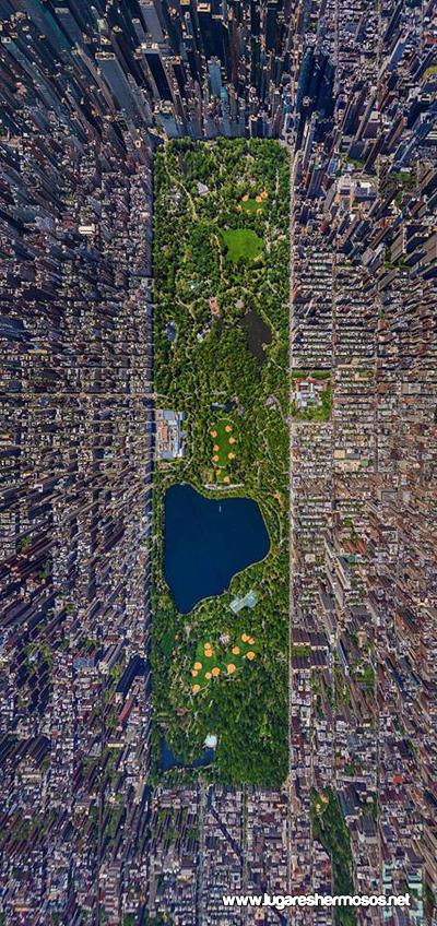 Central Park, Nueva York, EE.UU