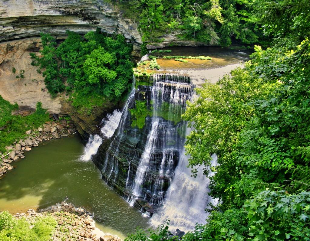 Burgess Falls, USA