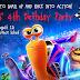 Turbo Birthday Invites