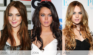 Lindsay Lohan Hairstyle Pictures - Celebrity Hairstyle Ideas 2012