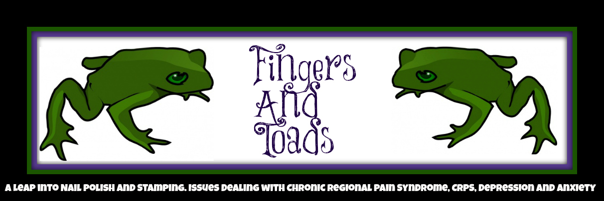 Fingers and Toads