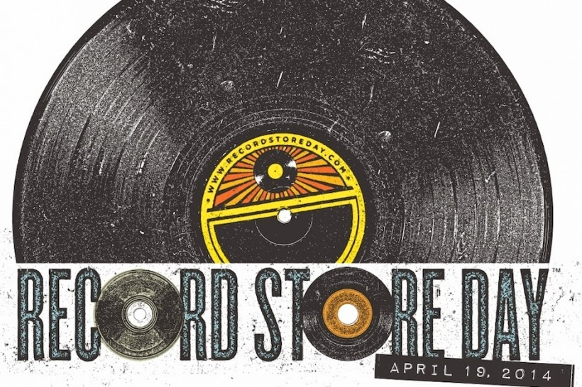 Orlando, Florida - Record Store Day 2014