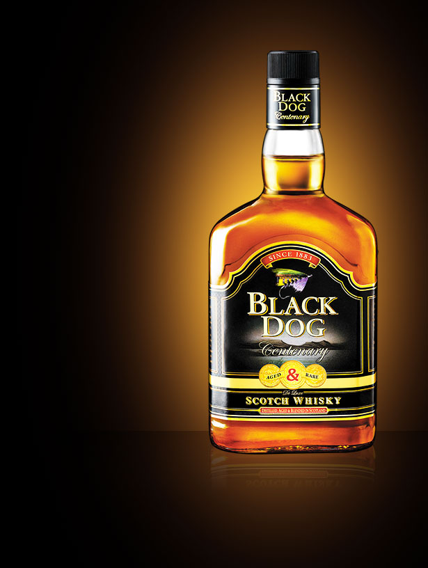 Black Dog Whisky Pics