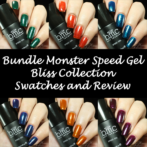 Bundle Monster Speed Gel Bliss Collection Review