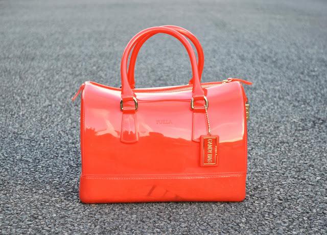 Sammi Jackson - Furla Candy Bag