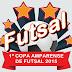 1ª Copa Amparense de Futsal tem inicio hoje na cidade de Amparo