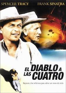 El diablo a las cuatro (1961 - The Devil at 4 O'Clock)