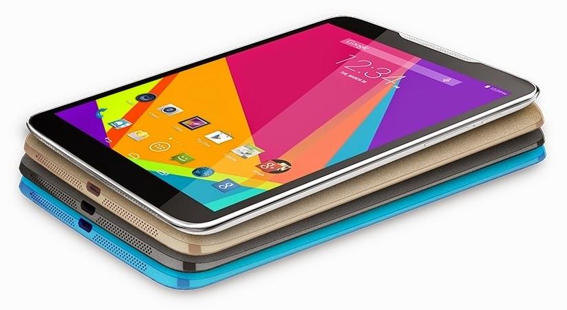 BLU Studio 7.0, Harga dan Spesifikasi Tablet Layar 7 Inci 1,8 Juta