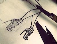 jerron couture footwear designer fashion illustrator