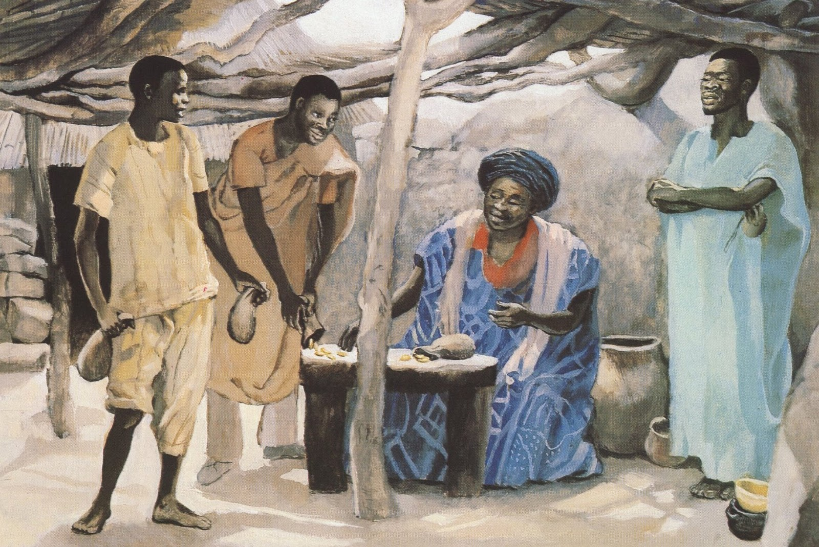 """the parable of the three servants 20:9-19 the parable of the evil tenants of the vineyard luke 20:9-19 """"he went on to tell the people this parable: a man planted a vineyard, rented it to some farmers and went away for a long time at harvest time he sent a servant to the tenants so they would give him some of the fruit of the vineyard."""
