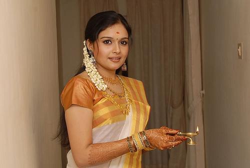 malayalee woman