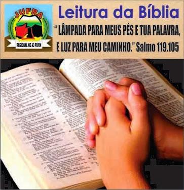 LEITURA DA BÍBLIA - Versão AVE MARIA
