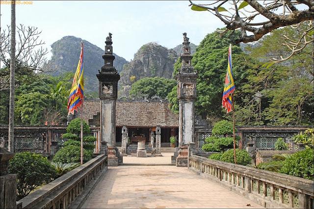 Hình ảnh đẹp về Ninh Bình - danh lam thắng cảnh,