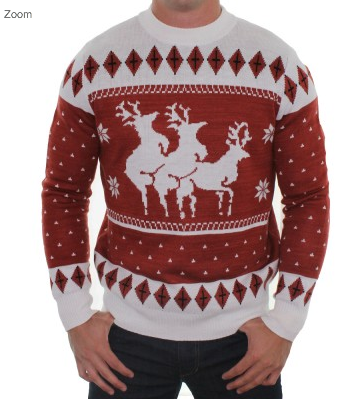 Minnesota Bloggers: A Tacky Christmas Sweater Shopping Guide