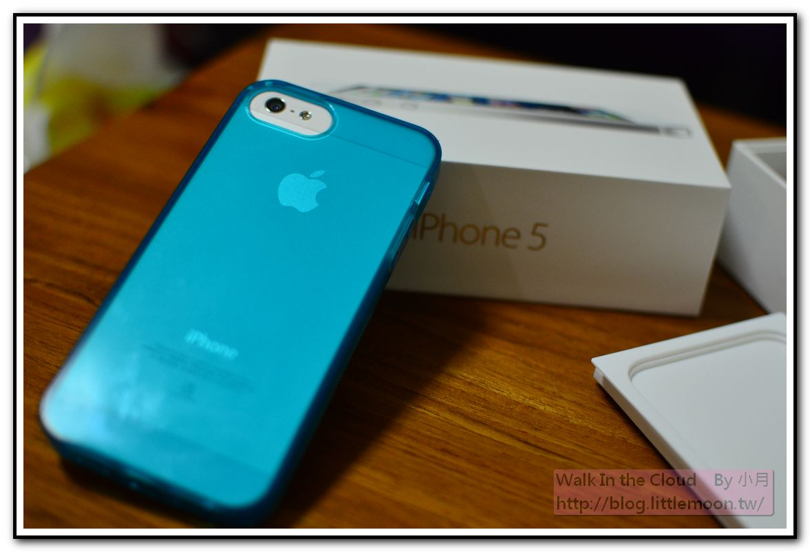 漂亮的Soft Shell 與iPhone5