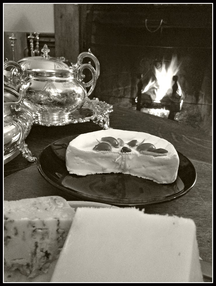 Nova Scotia; Cheese; Fireplace