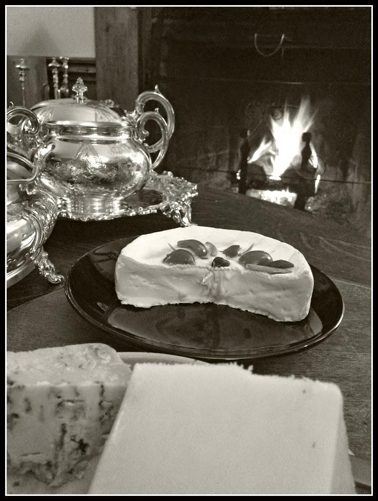 Nova Scotia; Cheese; Fireplace