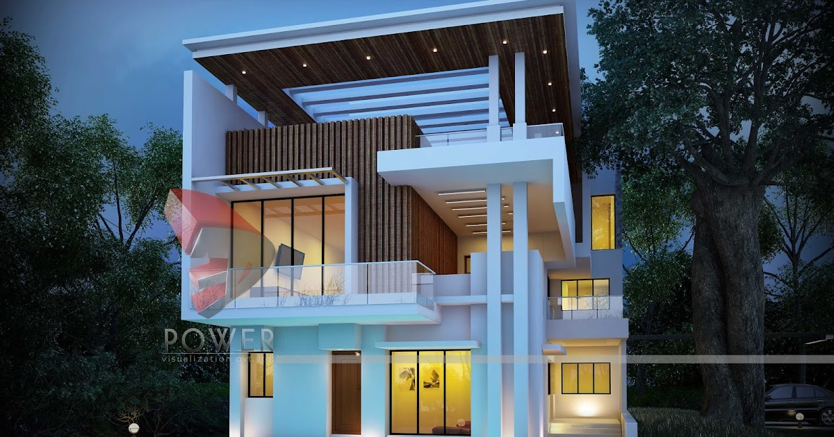 104 Modern Architectural Home Designs Design Room