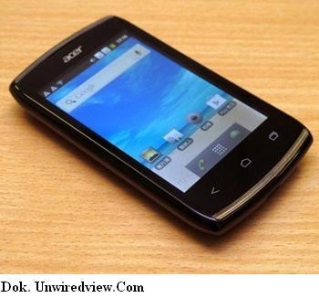 Acer Z110 Harga - Spesifikasi, Hp Android Dual Sim Murah