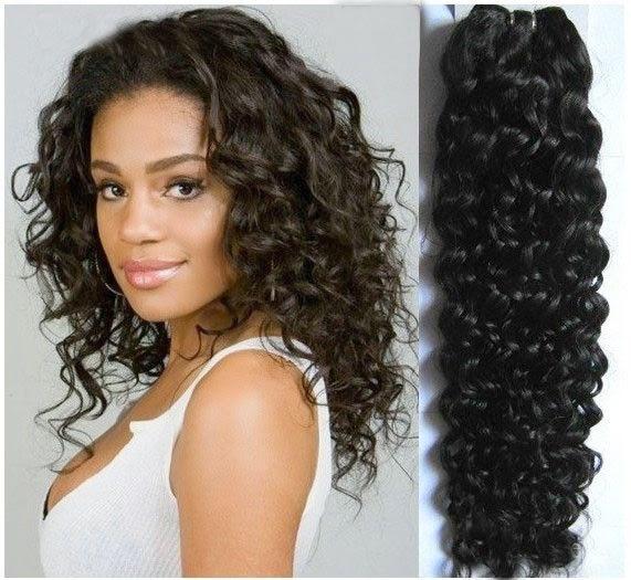 Crochet Real Hair : Preta Brasileira: Cabelo Humano para Mega Hair, Entrelacamento, No ...