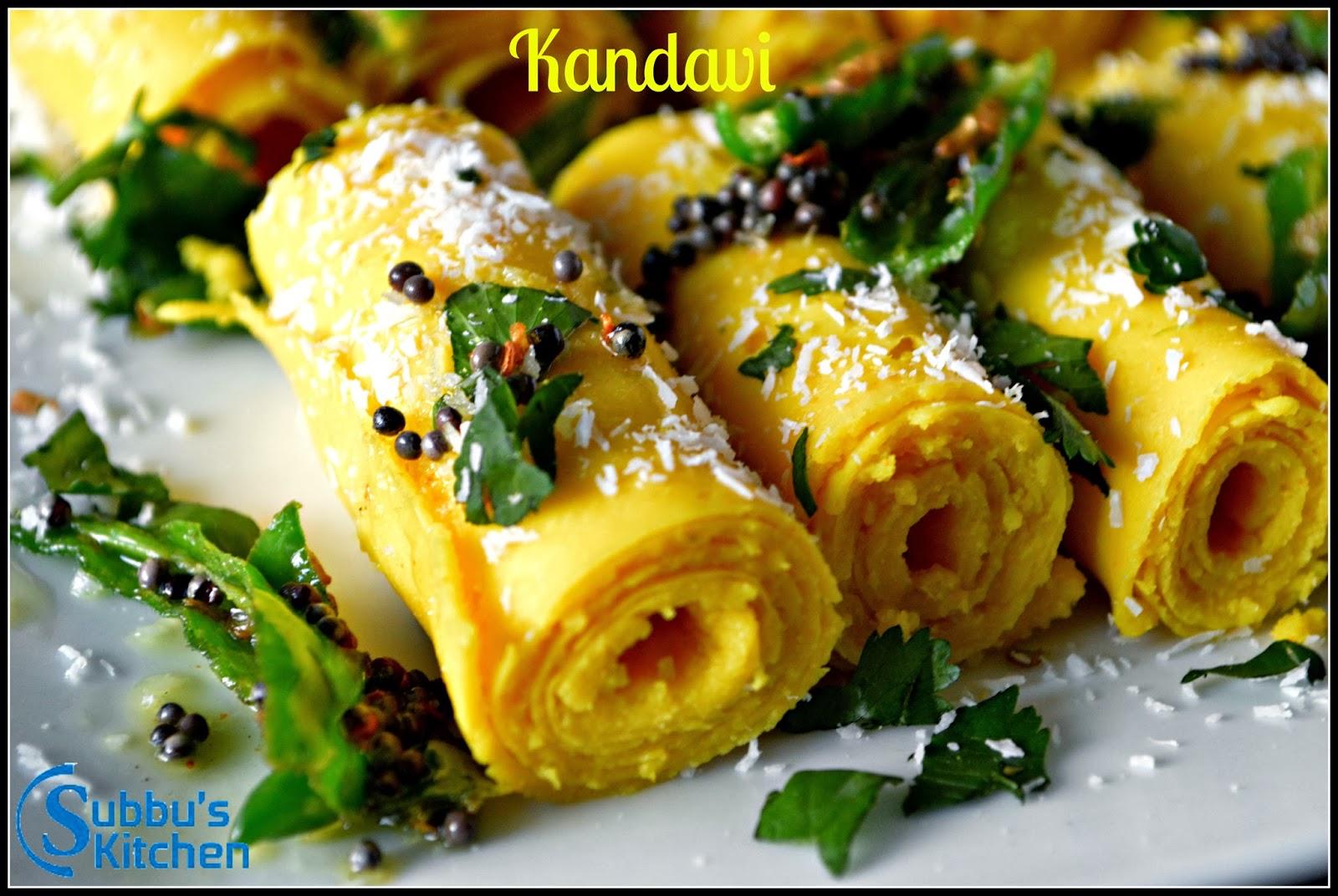 Khandavi