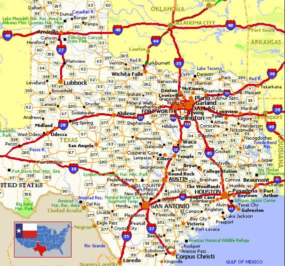 Texas City Map County Cities And State Pictures - Texas map with cities and counties