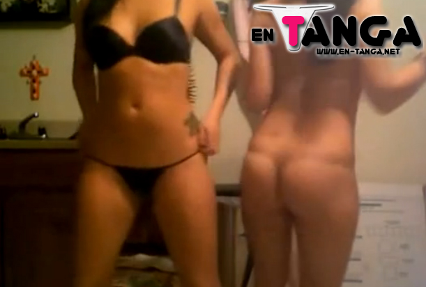 Chicas En Tanga Bailando Sey