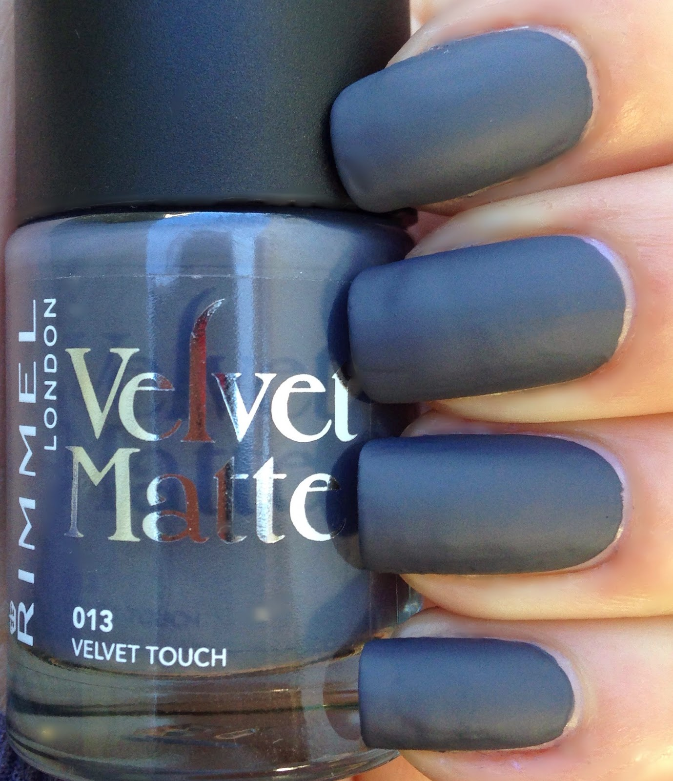 Don\'s Nail OBSESSION!: RIMMEL LONDON VELVET MATTE NAIL POLISH ...