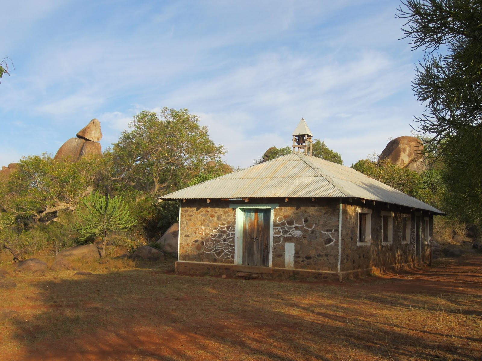 Early Churches in Kenya an Early Mennonite Church Near