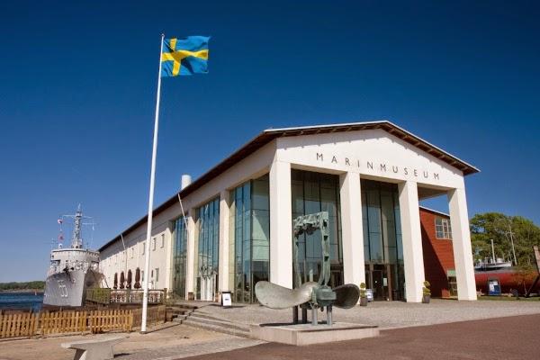 Karlskrona Muzeum Morskie