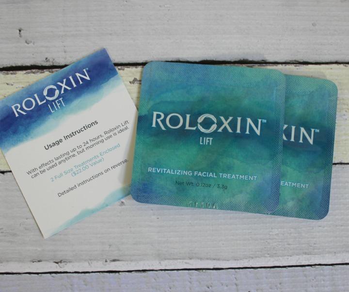 Roloxin™ Lift Revitalizing Facial Treatment