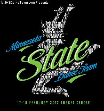 T Shirt Design For Dancers | Minnesota High School Dance Team Online Mn Hs Dance Team Exclusive
