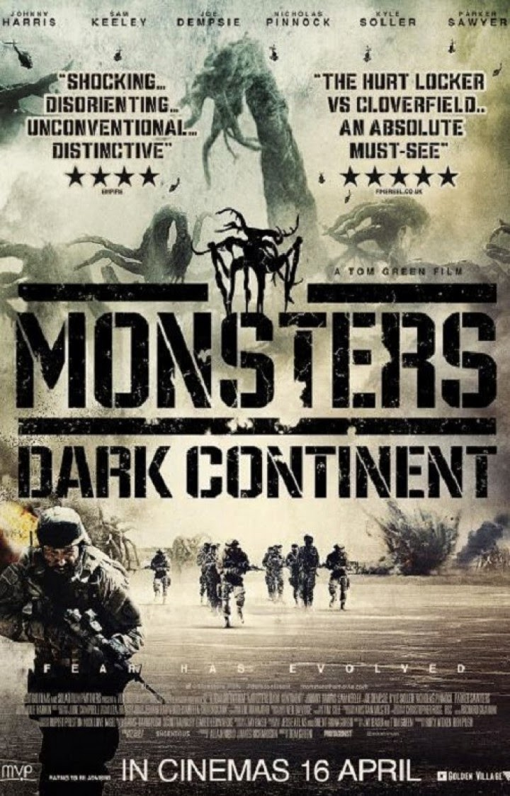 Monsters : Dark Continent (2014) tainies online oipeirates