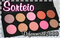 Sorteio - Diferencial/Makeup!